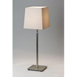 Lampe à poser Azumi nickel mat