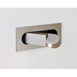 Applique murale Astro Lighting LED Digit nickel mat