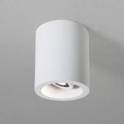 Plafonnier LED orientable Osca 140 rond