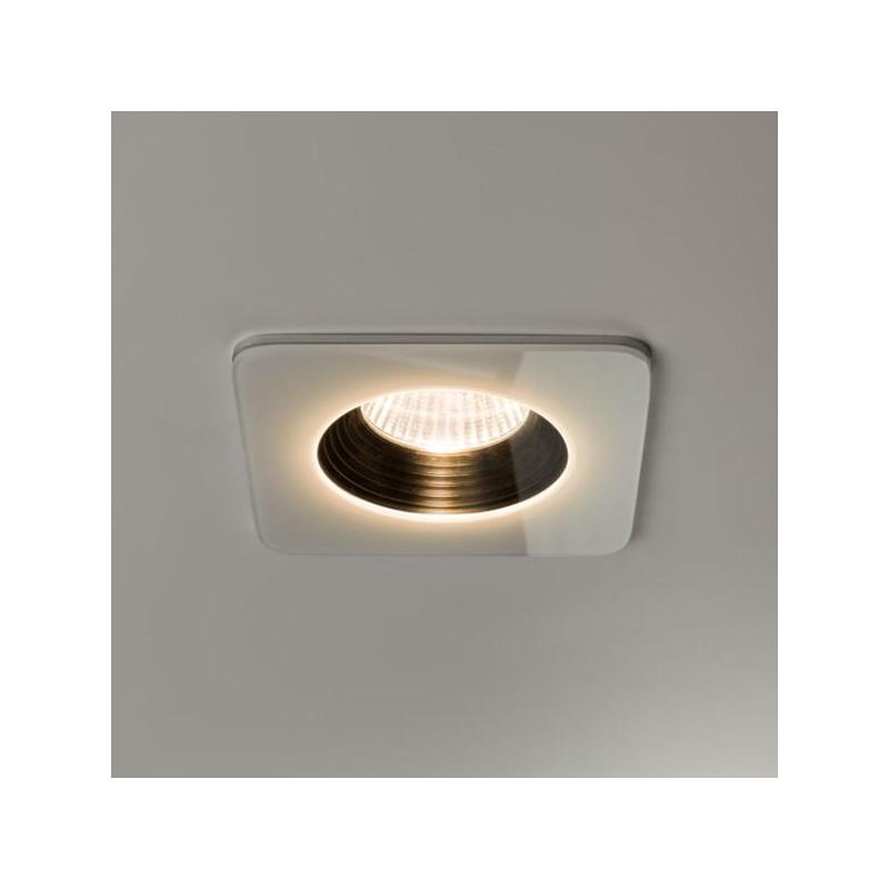 spot encastr led vetro carr astro lighting. Black Bedroom Furniture Sets. Home Design Ideas