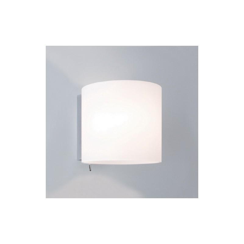 applique murale luga ronde avec interrupteur astro lighting. Black Bedroom Furniture Sets. Home Design Ideas