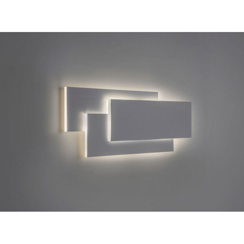 Applique murale led edge 560 astro lighting for Lampe murale salle de bain