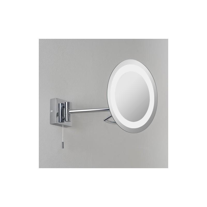 miroir lumineux grossissant gena astro lighting. Black Bedroom Furniture Sets. Home Design Ideas