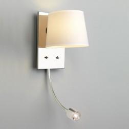 Applique Sala avec liseuse LED