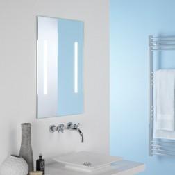 Miroir lumineux pour salle de bain la boutique du luminaire for Miroir eclairant
