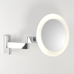 Miroir grossissant LED Niimi rond