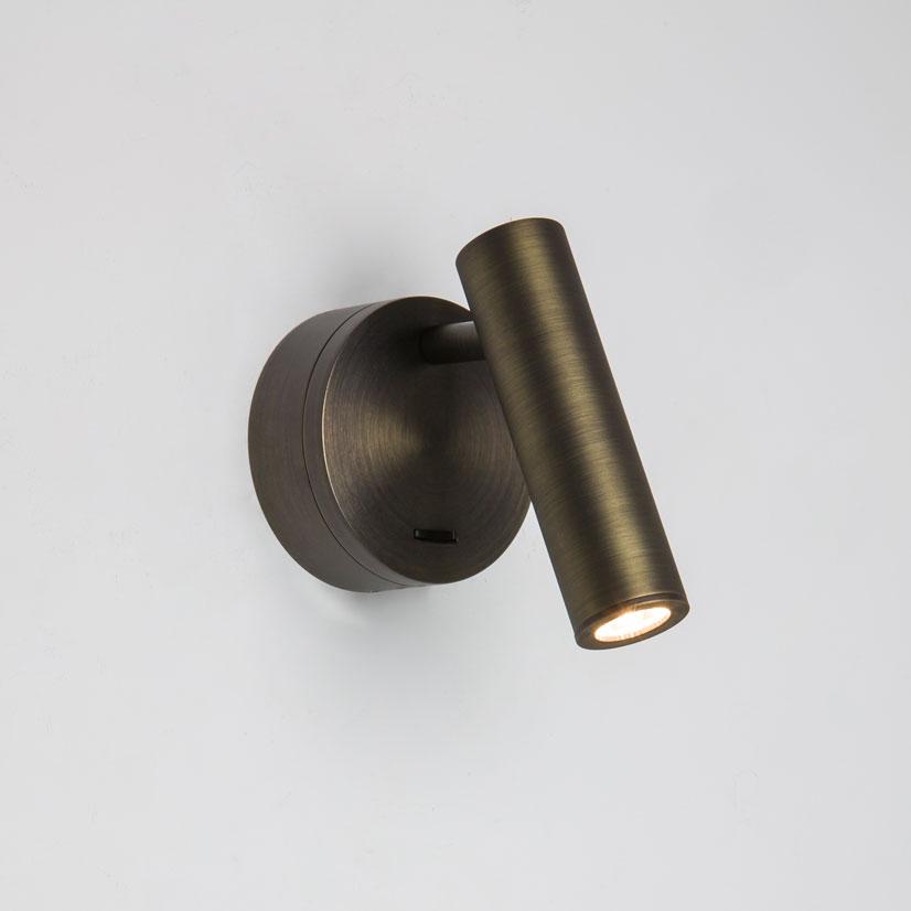 eclairage miroir avec interrupteur applique murale led encastrable enna bronze avec interrupteur - Appliques Electrique Avec Interrupteur Aubade