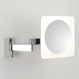 Miroir grossissant LED Niimi carré