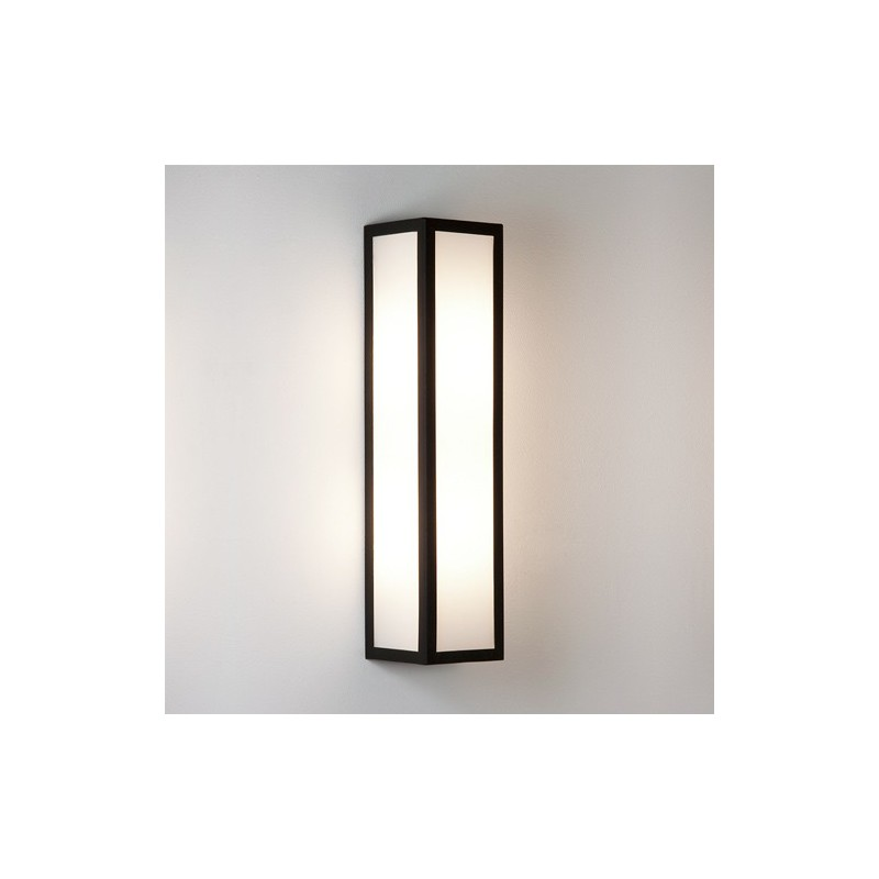 Applique murale ext rieur salerno astro lighting for Hauteur applique murale exterieur