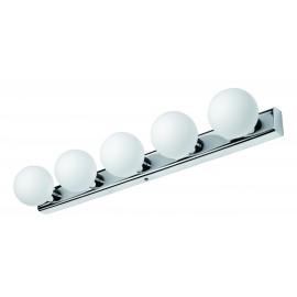 Luminaire de salle de bains d couvrez les tendances du moment for Applique salle de bain avec prise