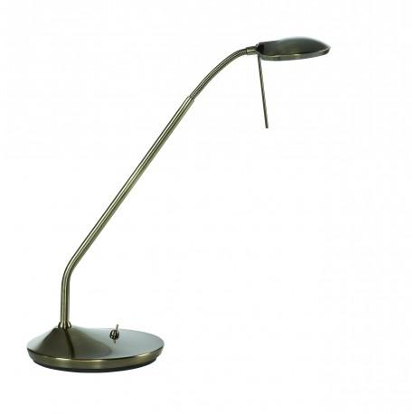 liseuse lampe de chevet led koa laiton patin. Black Bedroom Furniture Sets. Home Design Ideas