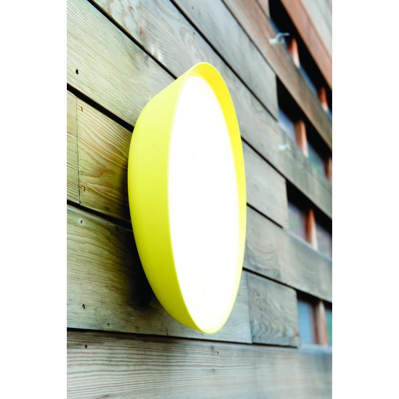 Applique murale plafonnier mona jaune roger pradier for Applique murale exterieur roger pradier