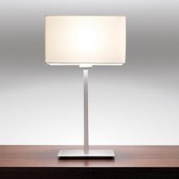 lampe poser avec abat jour la boutique du luminaire. Black Bedroom Furniture Sets. Home Design Ideas