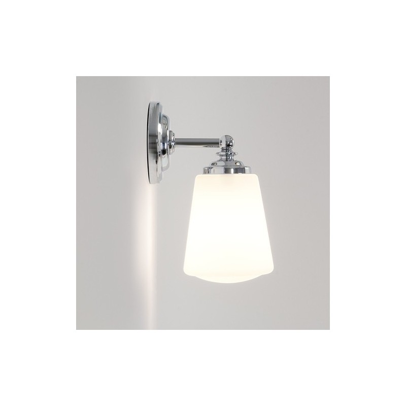 Applique murale anton astro lighting for Abat jour salle de bain