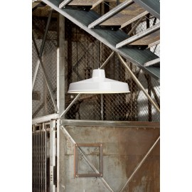 Suspension Faktory 50cm Blanche