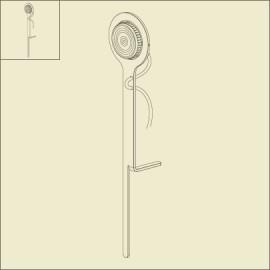 projecteur ext rieur led halog ne livraison offerte. Black Bedroom Furniture Sets. Home Design Ideas