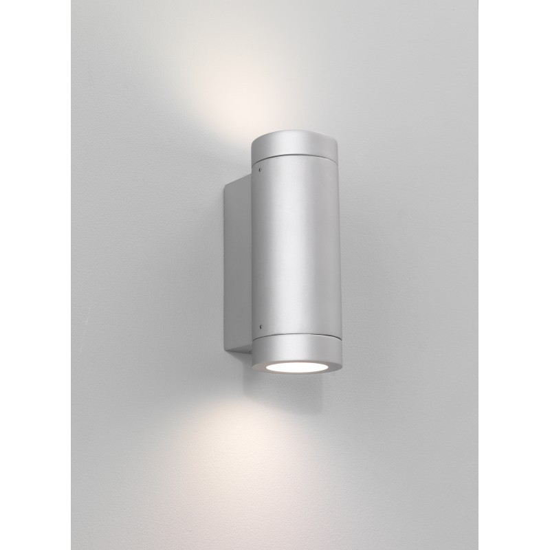 Applique murale ext rieure porto plus up down astro lighting for Applique exterieur up down