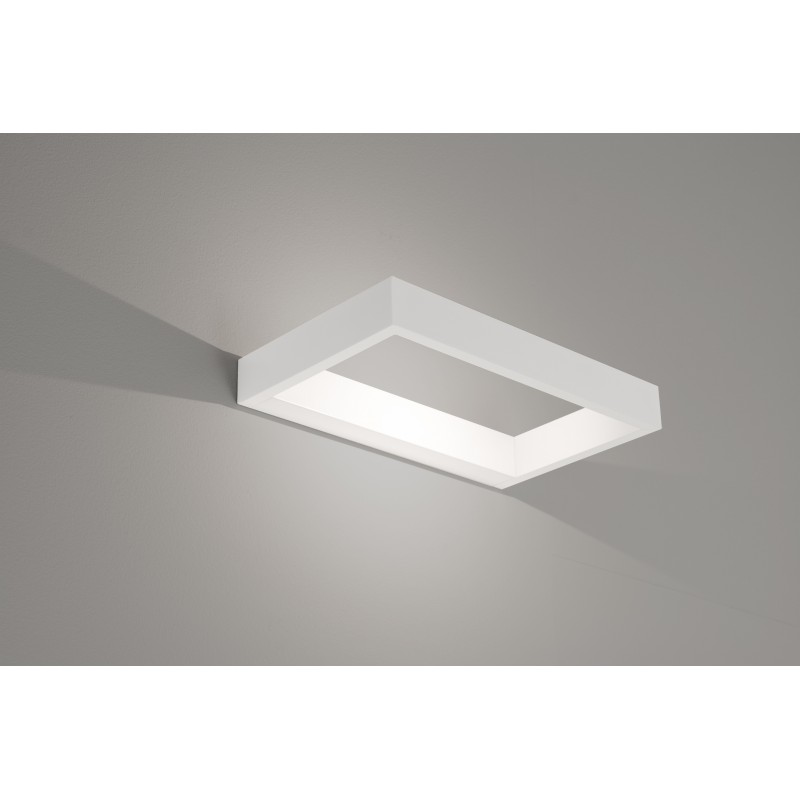 Applique murale led d light blanche astro lighting - Applique murale blanche ...