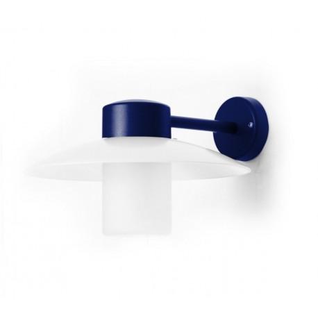 applique murale aubanne bleue. Black Bedroom Furniture Sets. Home Design Ideas