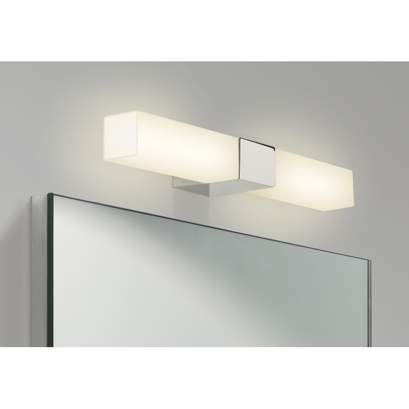 Applique murale padova carr e astro lighting for Applique murale exterieur carre
