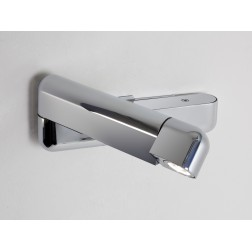 Applique murale LED tête de lit Corsa chrome