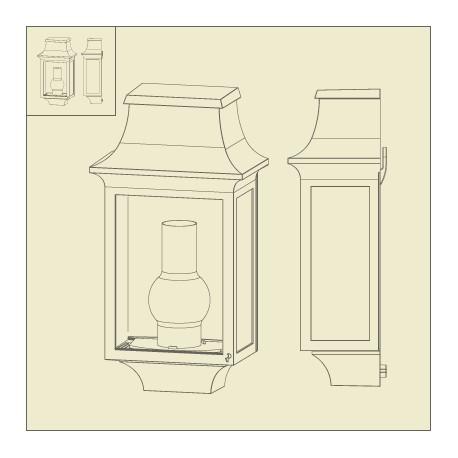 demi applique murale louis philippe 7 patine dor e roger pradier. Black Bedroom Furniture Sets. Home Design Ideas