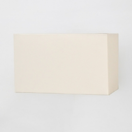 Abat-jour Rectangle 180 blanc
