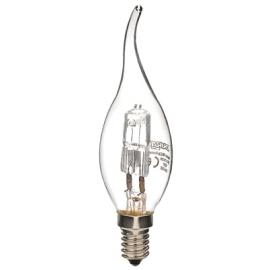 Ampoule coup de vent halogène E14 28W