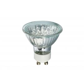 Ampoule LED bleu GU10 1W