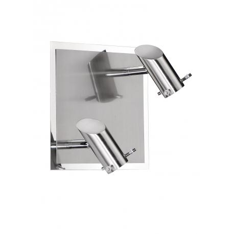 applique murale plafonnier 2 spots m6 licht spot17 fischer leuchten. Black Bedroom Furniture Sets. Home Design Ideas