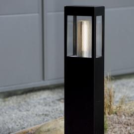 Lampadaire LED Tetra noire 210cm