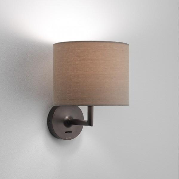 applique murale appa simple bronze astro lighting. Black Bedroom Furniture Sets. Home Design Ideas