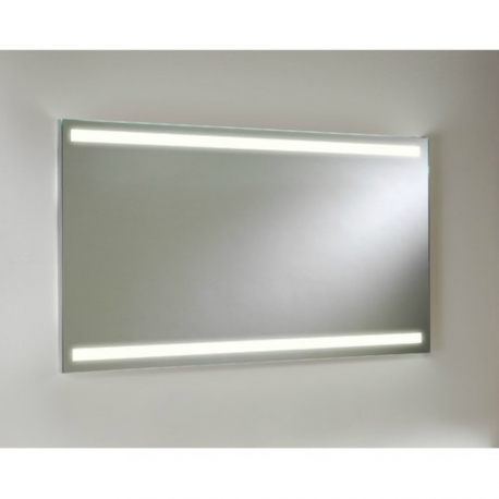 Miroir clairant led encastrable avlon 900 astro lighting for Miroir eclairant