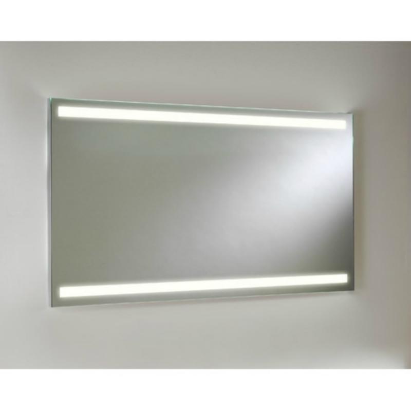 Miroir eclairant for Miroir 120 cm