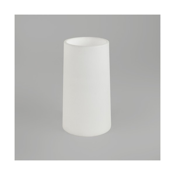 abat jour cone 195 en verre astro lighting. Black Bedroom Furniture Sets. Home Design Ideas