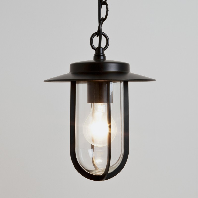 Suspension ext rieure montparnasse noire astro lighting for Suspension exterieure