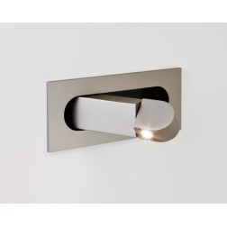 Applique murale Astro Lighting LED Digit nickel mat