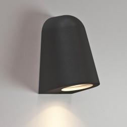 Mast Light Painted Black