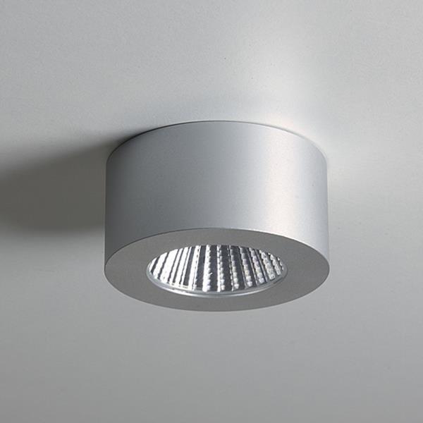 spot led samos rond gris astro lighting. Black Bedroom Furniture Sets. Home Design Ideas