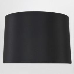 Abat-jour Azumi/Momo rond noir