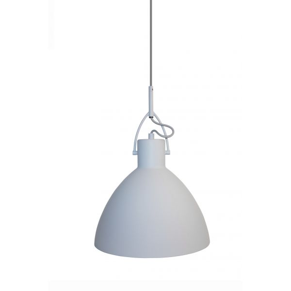 Suspension CID 260 gris argent LaBoutiqueDuLuminaire