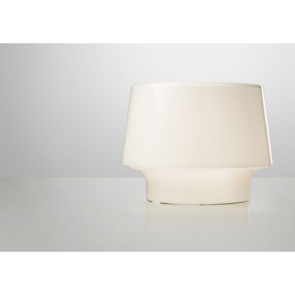 Lampe à poser Cosy in white Large Muuto