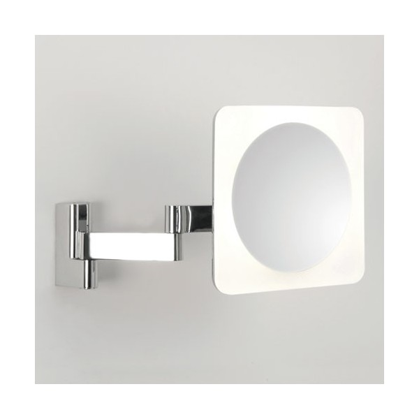 Miroir grossissant LED Niimi carré Astro Lighting