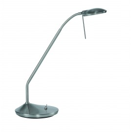 Liseuse / Lampe de chevet LED Koa Chrome Mat