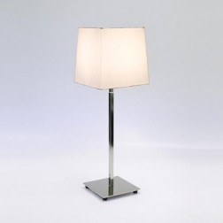 Lampe à poser Azumi chrome
