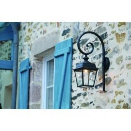 Applique murale à potence Place des Vosges 1 - Tradition Noire