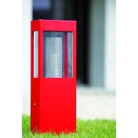 Borne Tetra rouge 50cm Roger Pradier