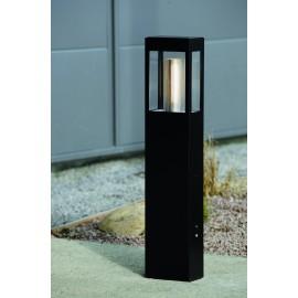 Borne Tetra LED noire 80cm