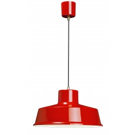 Suspension Faktory 50cm Rouge