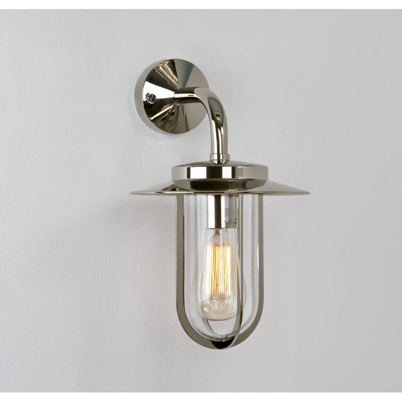 luminaire exterieur nickel